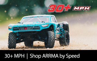 Shop ARRMA by Speed 30 plus mph