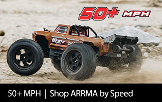 Shop ARRMA by Speed 50 plus mph