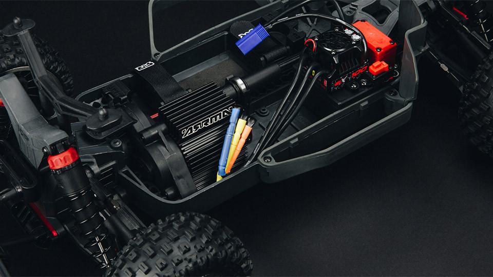 Senton 4x4 BLX Short Course RTR - Chassis
