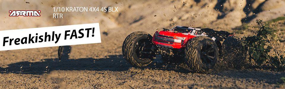 KRATON™ 4X4 4S BLX