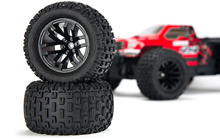 FORTRESS BEAST TRUCK TIRE DESIGN