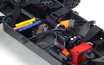 BLX100 Brushless System