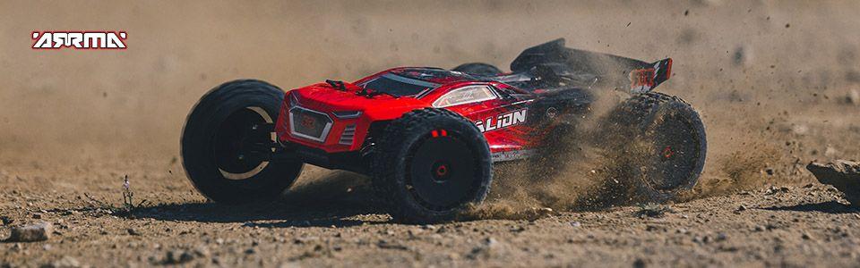 ARRMA TALION 6S BLX 4WD 1/8 Speed Truggy RTR