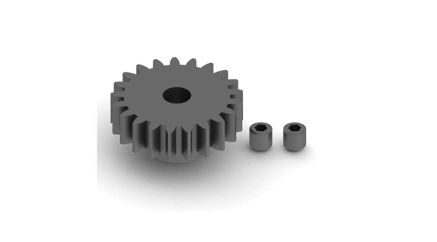 Image for 21T Mod1 Pinion Gear from HorizonHobby