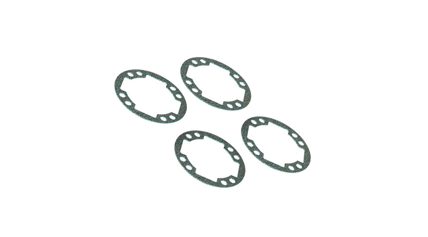 Image for Gasket (4) from HorizonHobby