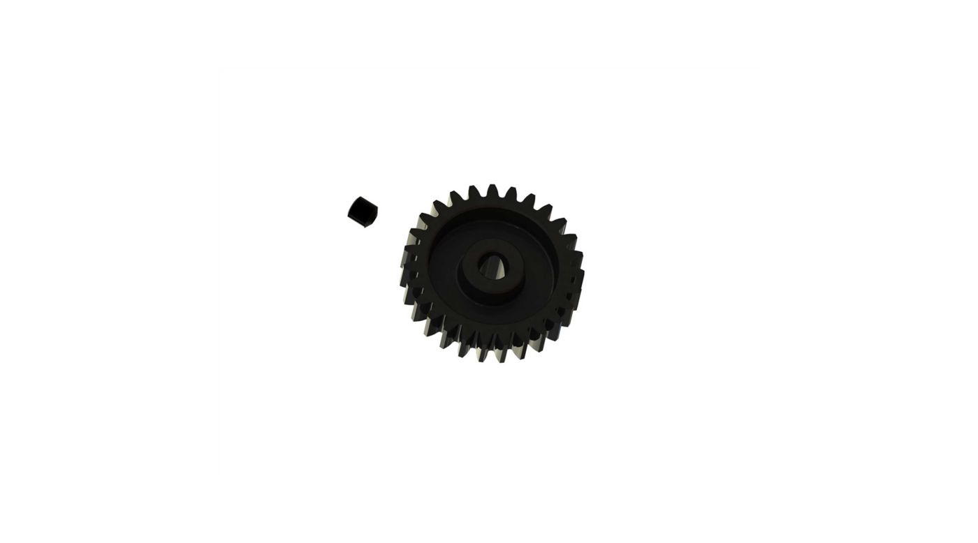 Image for Pinion Gear, 27T MOD1 from HorizonHobby