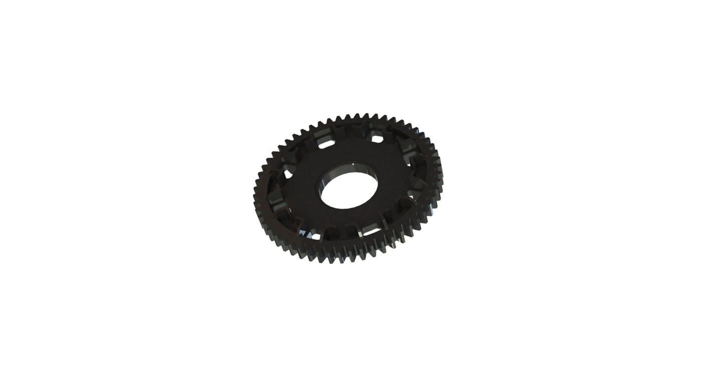 Image for HD Steel 57T Spur Gear, 0.8Mod from HorizonHobby