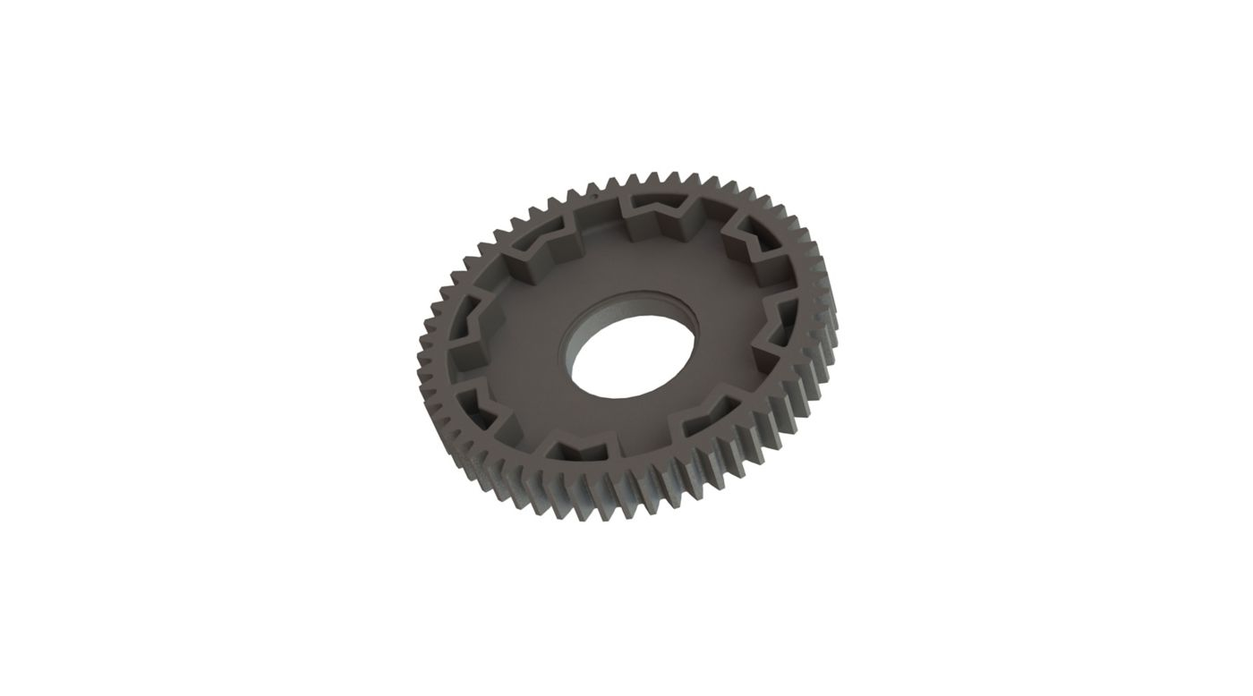 Image for HD 57T Spur Gear, 0.8Mod from HorizonHobby