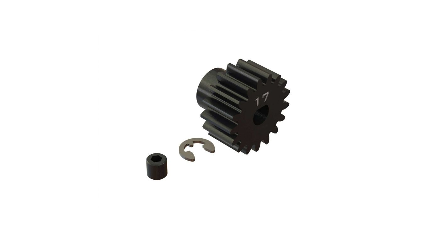 Image for Pinion Gear, 17T HD Mod1 Safe-D5 from HorizonHobby