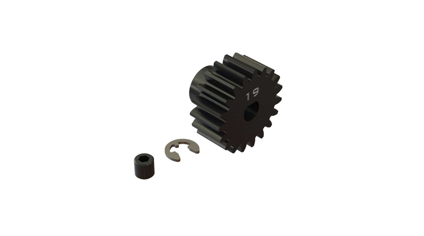 Image for Pinion Gear, 19T HD Mod1 Safe-D5 from HorizonHobby