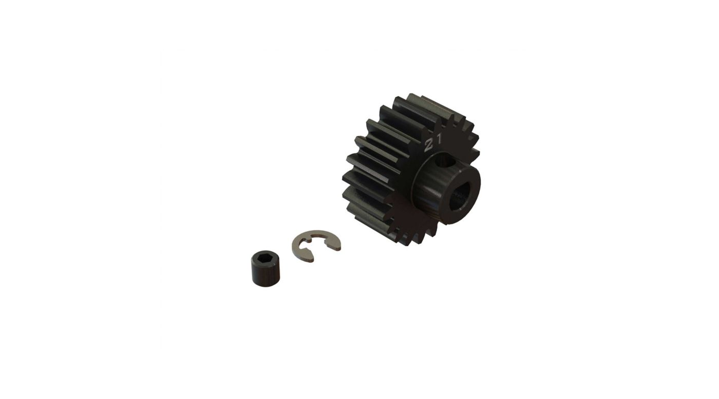 Image for Pinion Gear, 21T HD Mod1 Safe-D5 from HorizonHobby