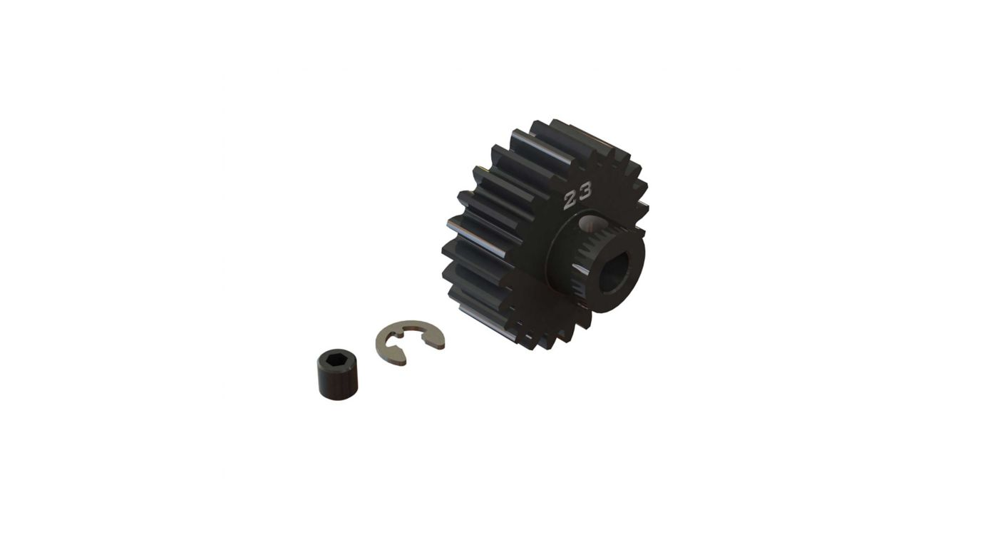 Image for Pinion Gear, 23T HD Mod1 Safe-D5 from HorizonHobby