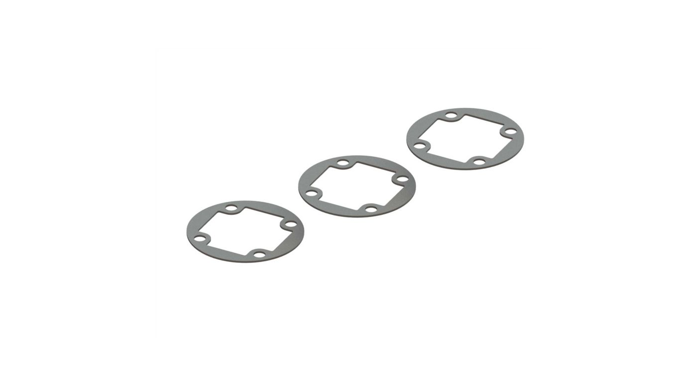 Image for Diff Gasket (3) from Horizon Hobby