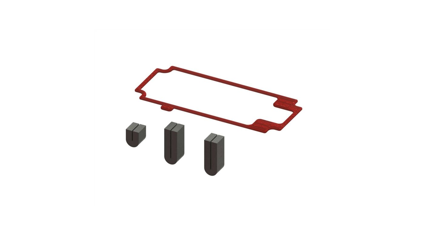 Image for Receiver Box Seal Set from HorizonHobby