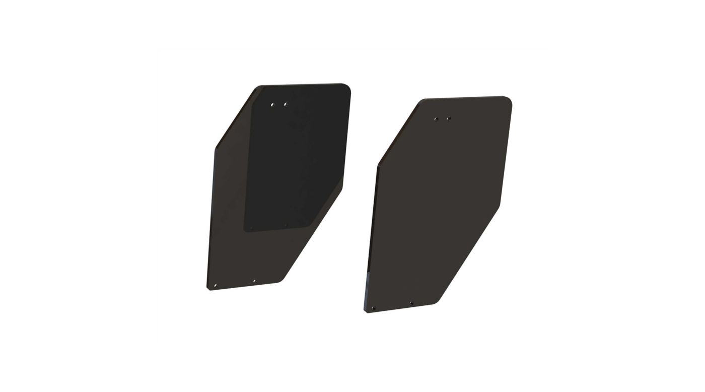 Image for Wing End Plates (2) from HorizonHobby