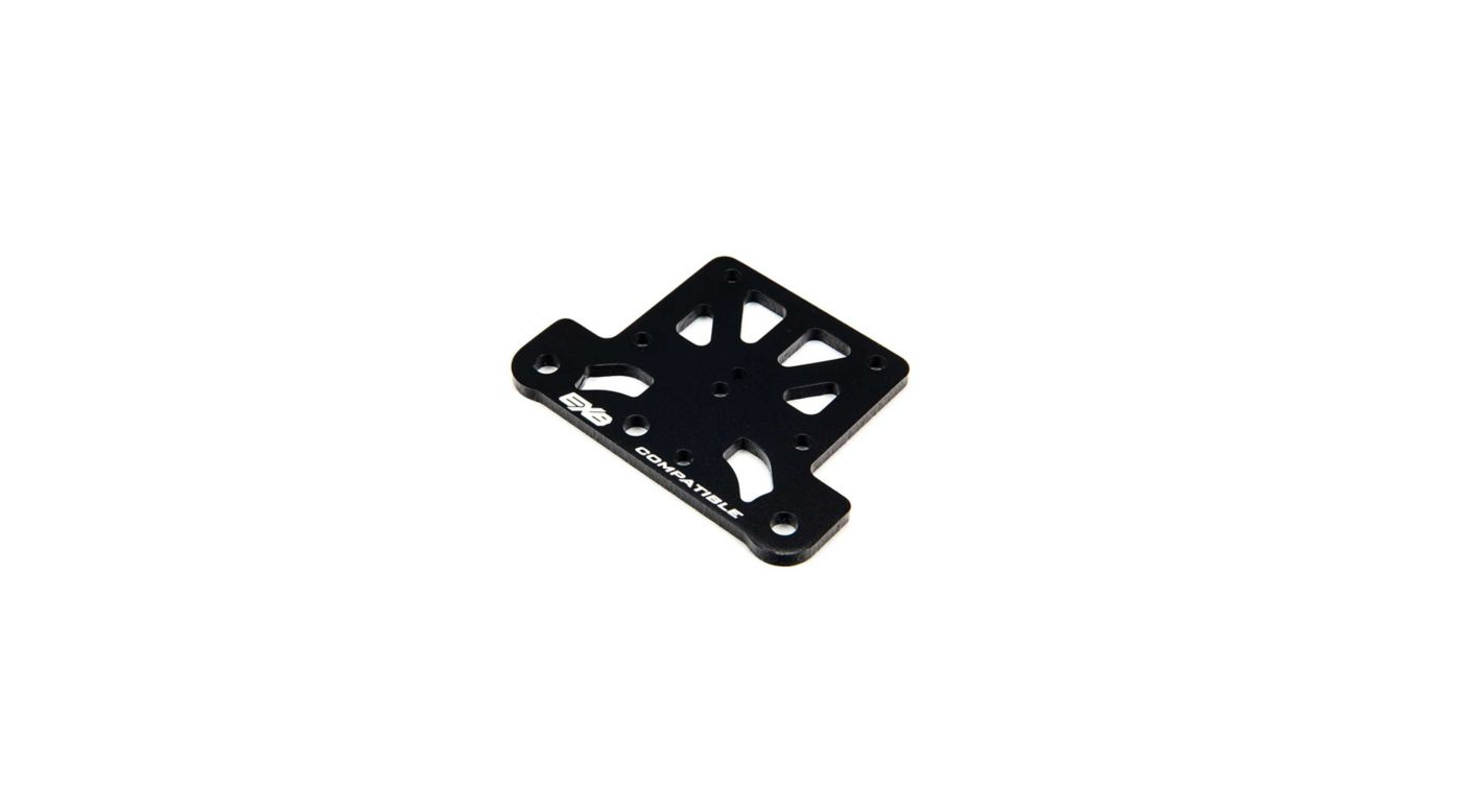 Image for Aluminum Top Plate, Black from Horizon Hobby