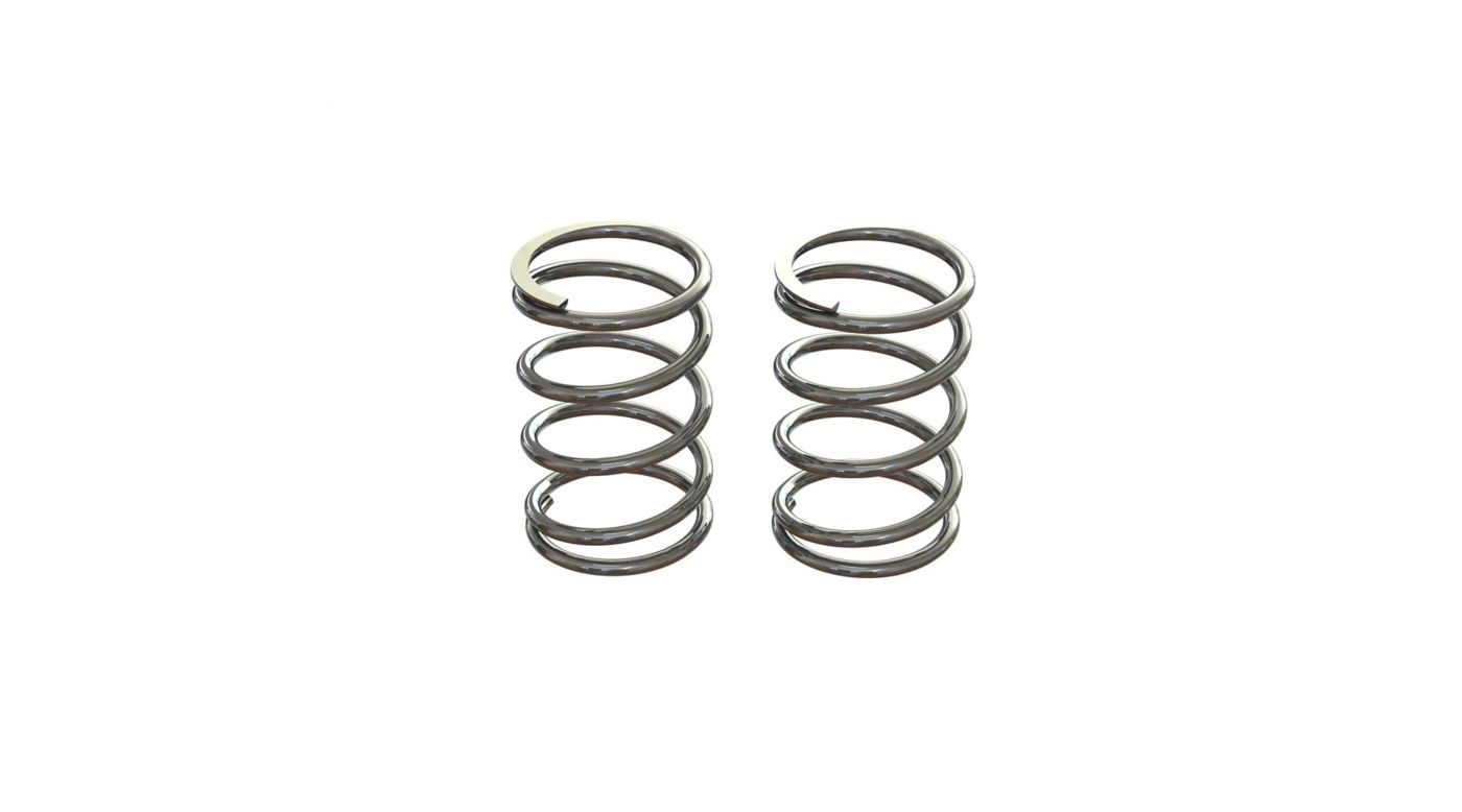 Image for Shock Springs, 40mm 4.7N/sq.m (27 f-lb/in) (2) from HorizonHobby
