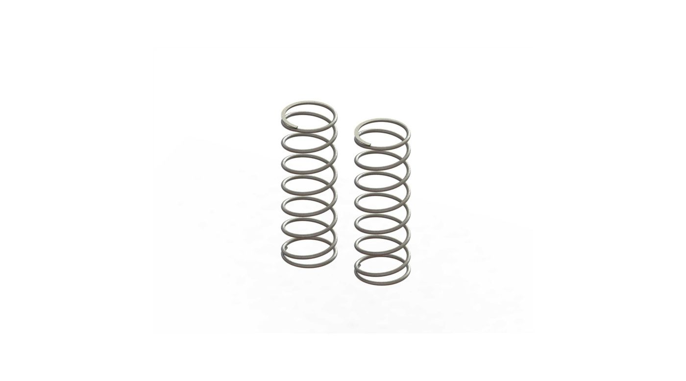 Image for Shock Springs, 70mm 1.13N/sq.m (6.5 f-lb/in) (2) from HorizonHobby