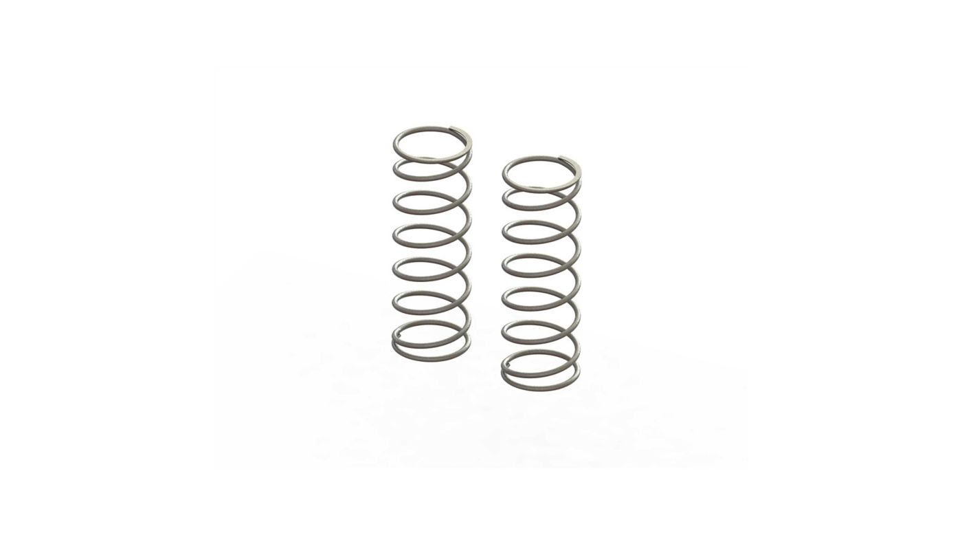 Image for Shock Springs, 70mm 1.23N/sq.m (7 f-lb/in) (2) from HorizonHobby