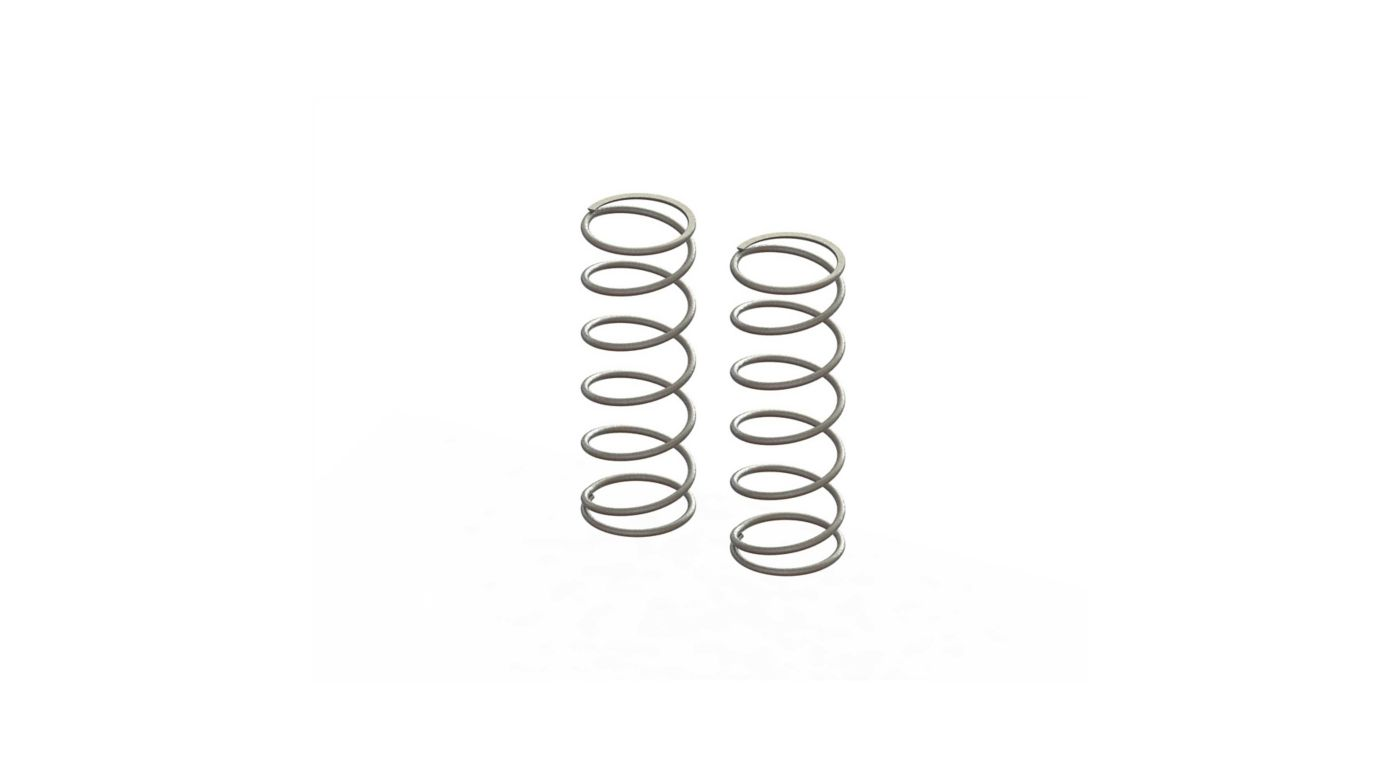 Image for Shock Springs, 70mm 1.42N/sq.m (8.1 f-lb/in) (2) from HorizonHobby