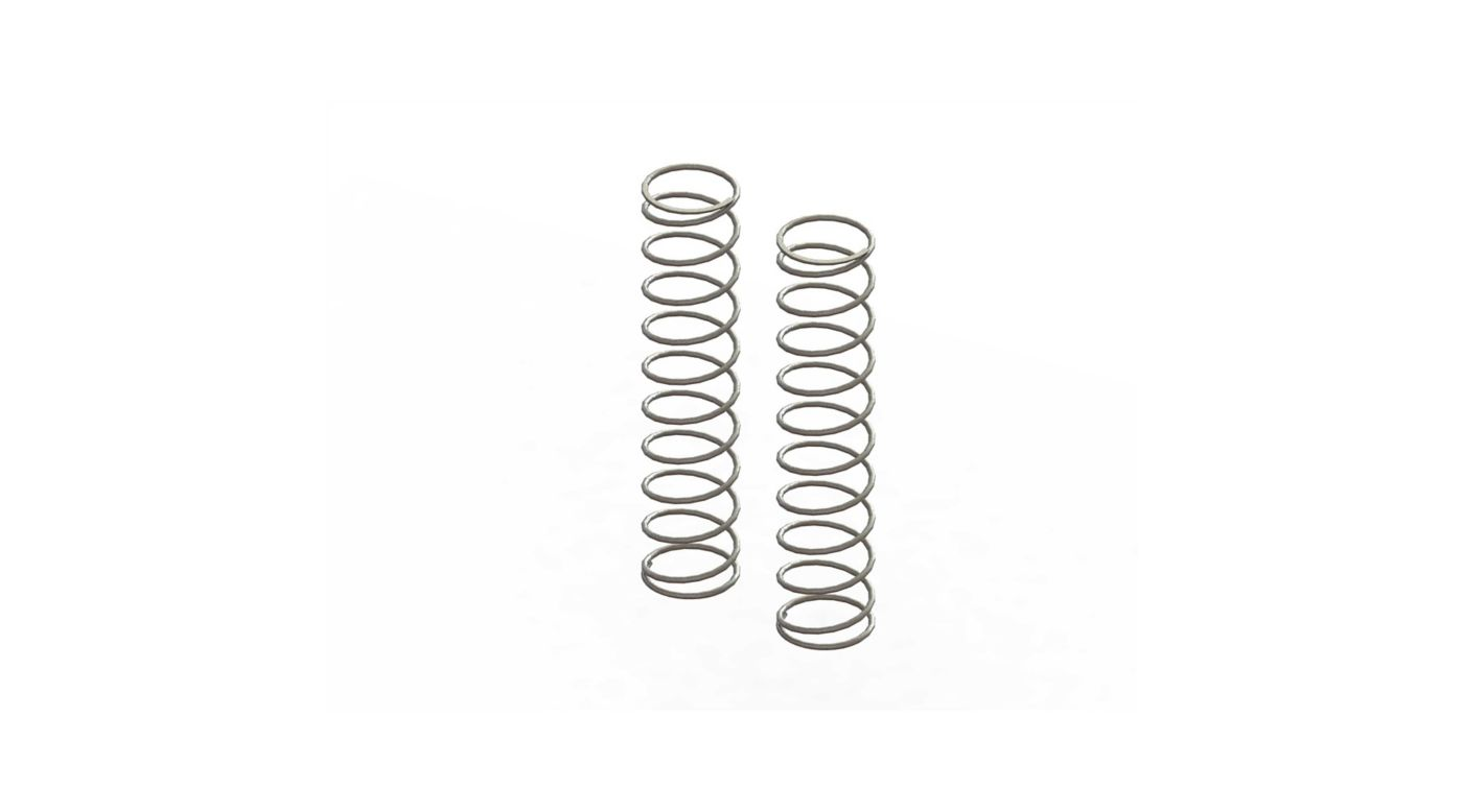 Image for Shock Springs, 110mm 0.6N/sq.m (3.4 f-lb/in) (2) from HorizonHobby