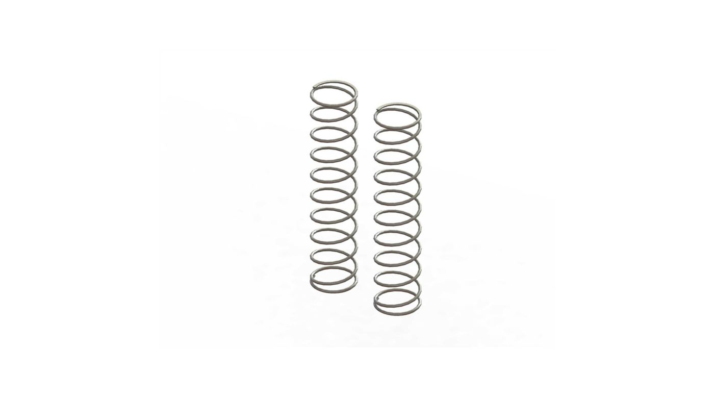 Image for Shock Springs, 110mm 0.63N/sq.m (3.6 f-lb/in) (2) from HorizonHobby