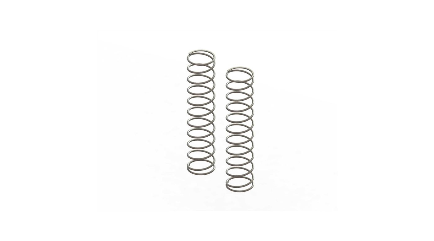 Image for Shock Springs, 110mm 0.56N/sq.m (3.2 f-lb/in) (2) from HorizonHobby