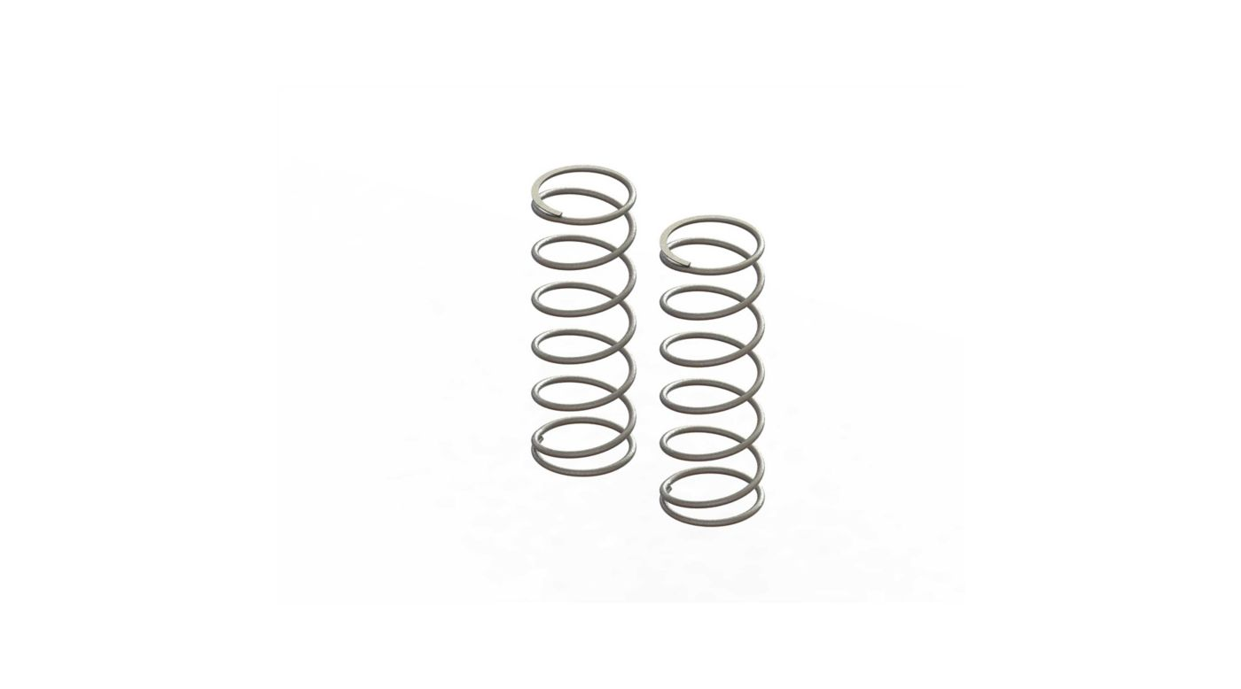 Image for Shock Springs, 70mm 1.35N/sq.m (7.7 f-lb/in) (2) from HorizonHobby