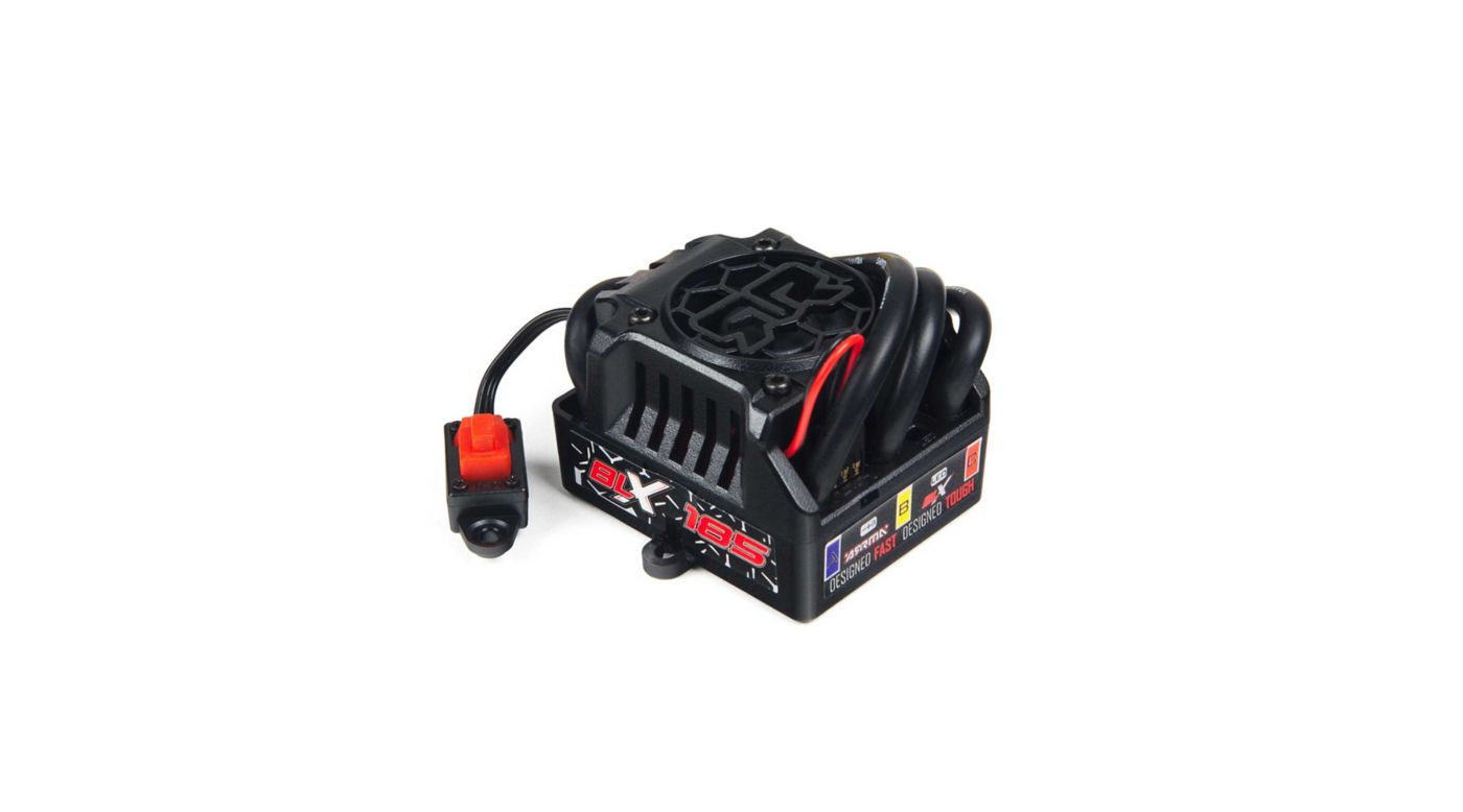 Image for BLX185 Brushless 6S ESC with IC5 from HorizonHobby