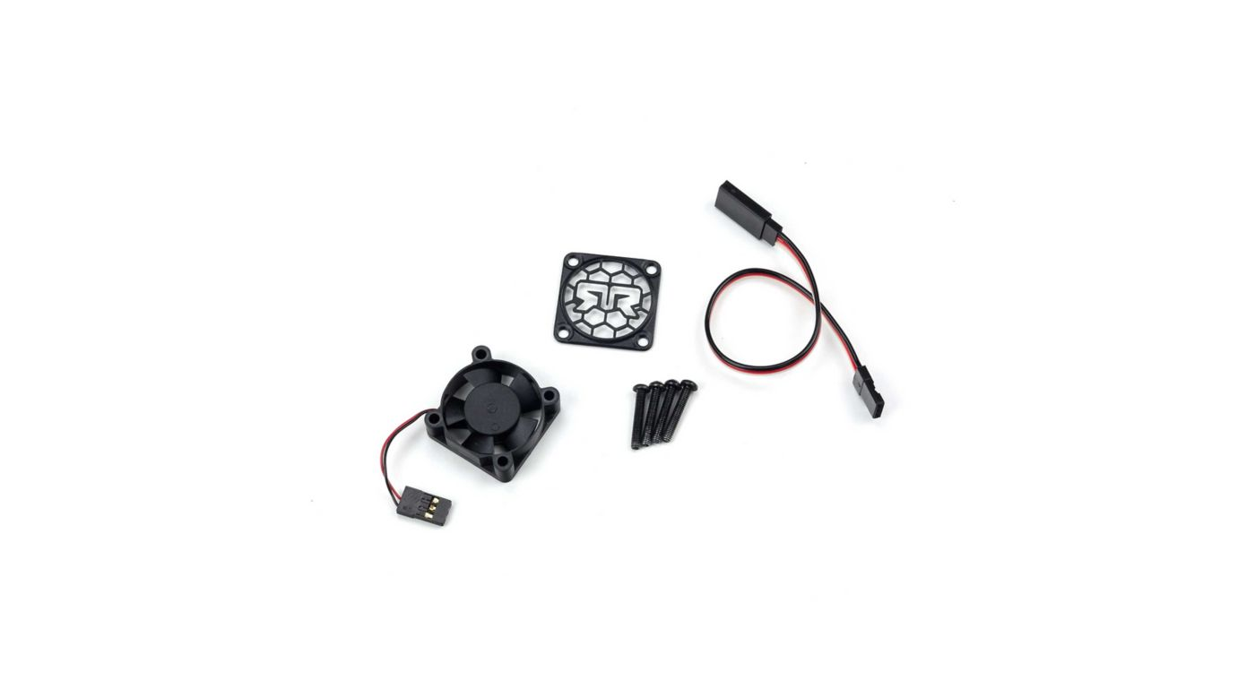 Image for 4x4 BLX Motor Fan Set from HorizonHobby