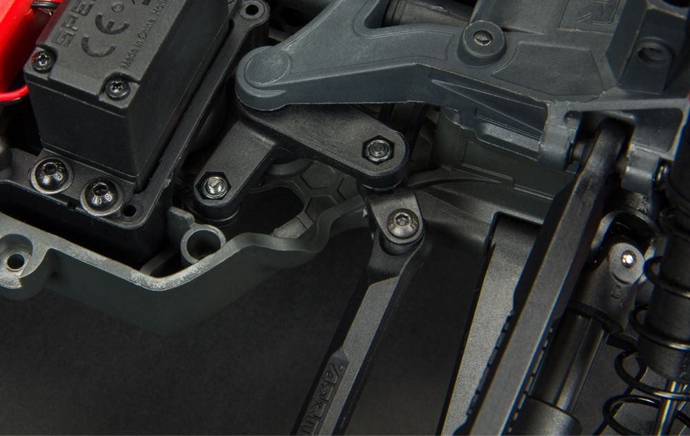 Redesigned Steering