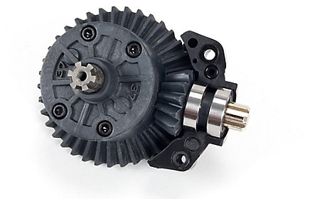 Tougher brushless ready transmission