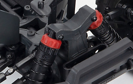 Proven tough composite shock towers
