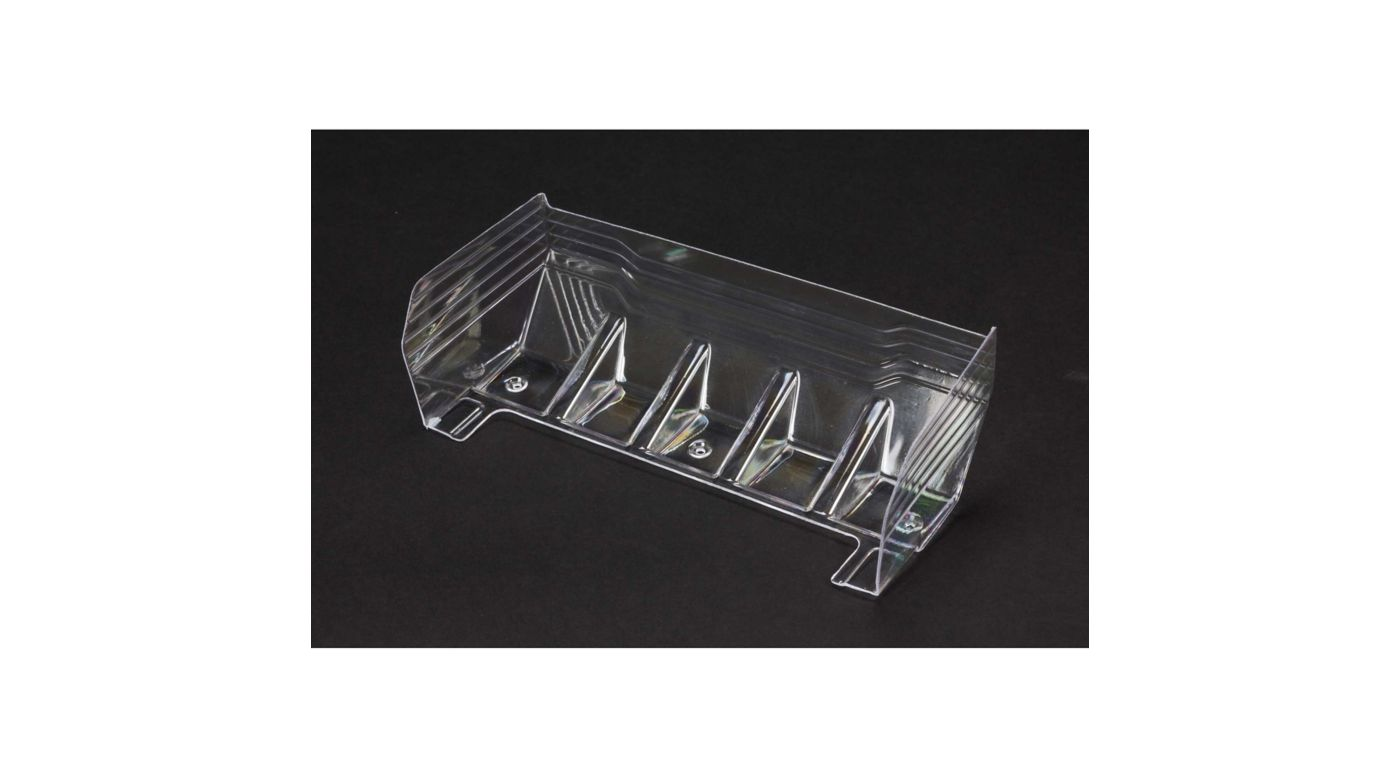 Image for Rear Wing, Clear: Infraction 6S BLX from HorizonHobby