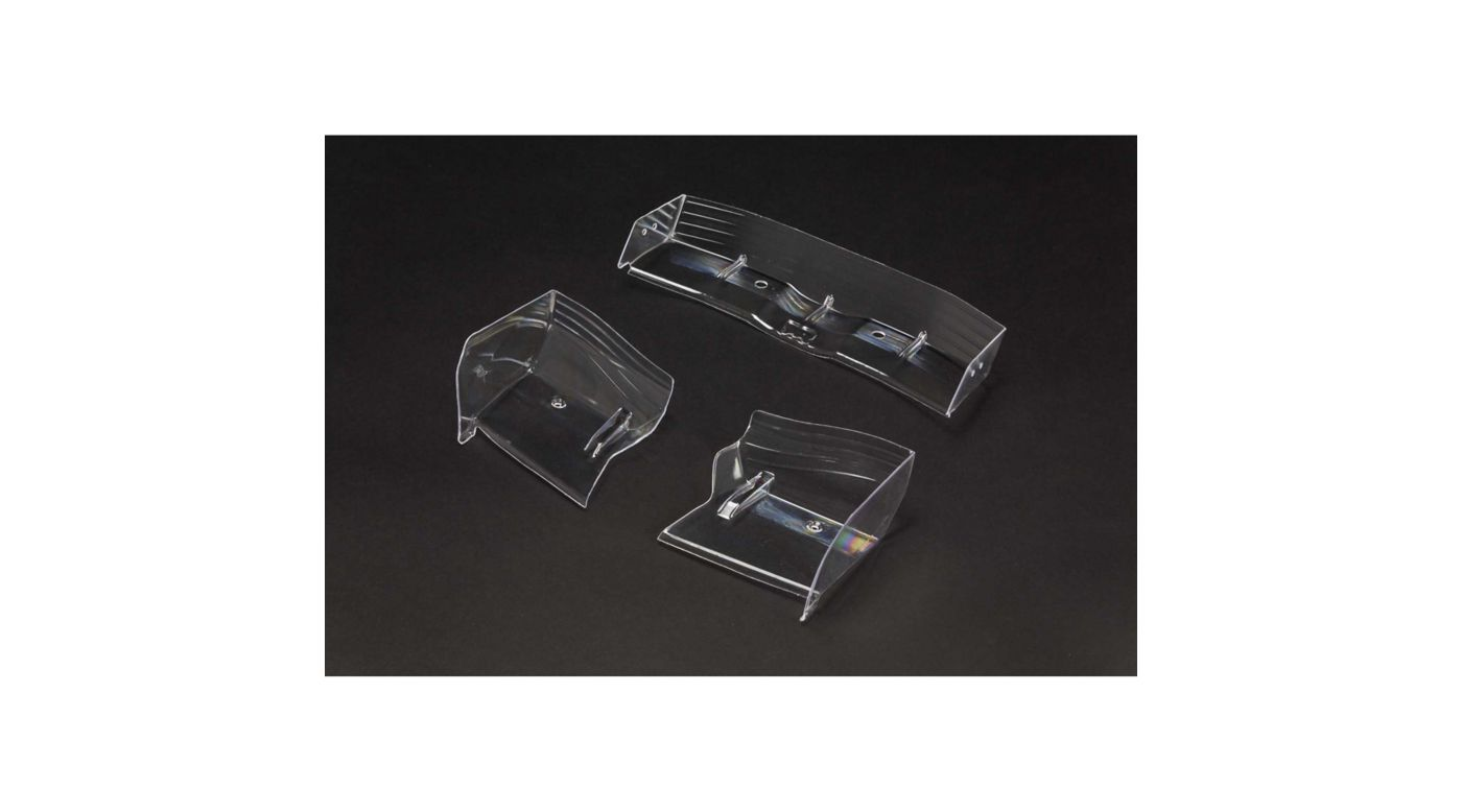 Image for Wing Set, Clear: Limitless 6S BLX from HorizonHobby