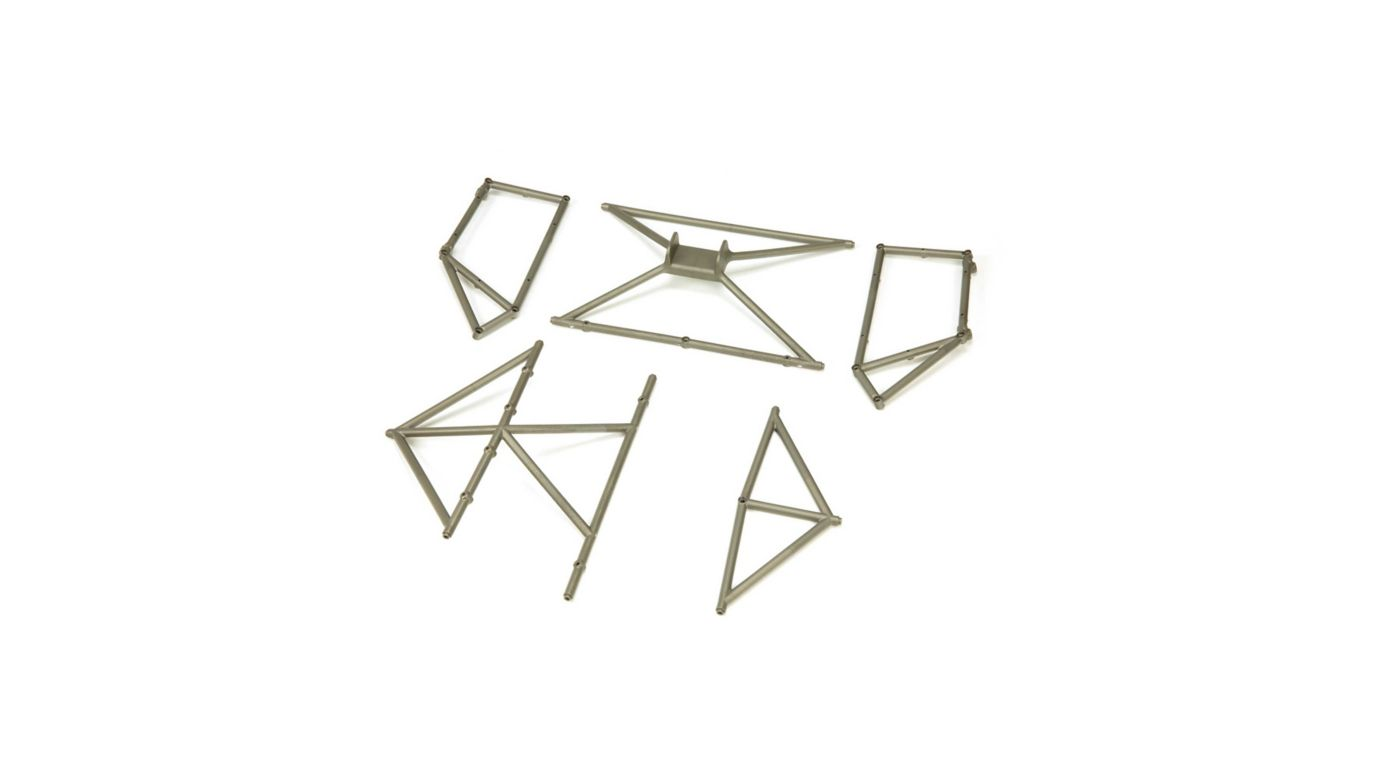 Image for Roll Cage, Gunmetal from HorizonHobby