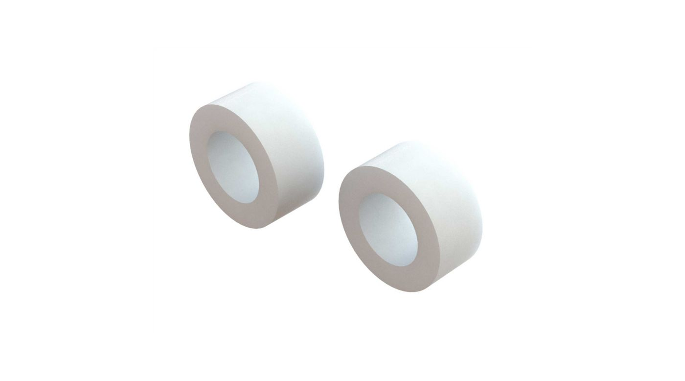 Image for 1/8 Front/Rear 2.8 Medium Foam Tire with Inserts, (2) from HorizonHobby