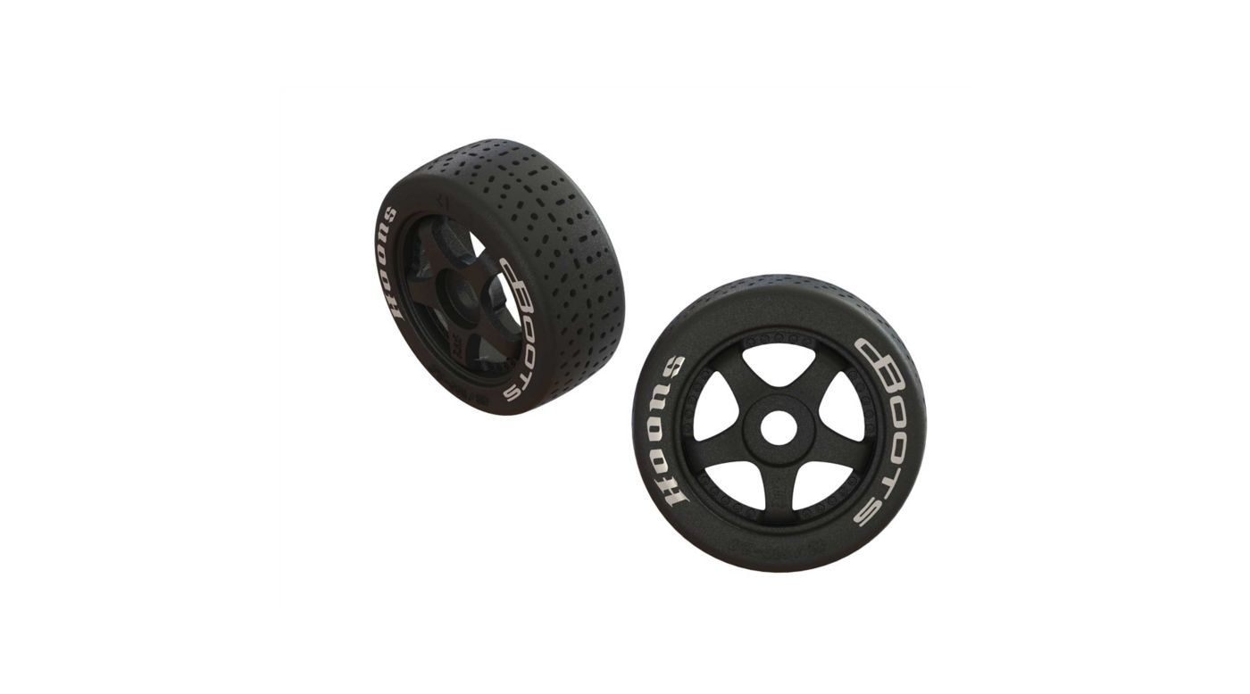 Image for 1/7 dBoots Hoons 42/100 2.9 Belted 5-Spoke, 17mm Hex (2) from HorizonHobby