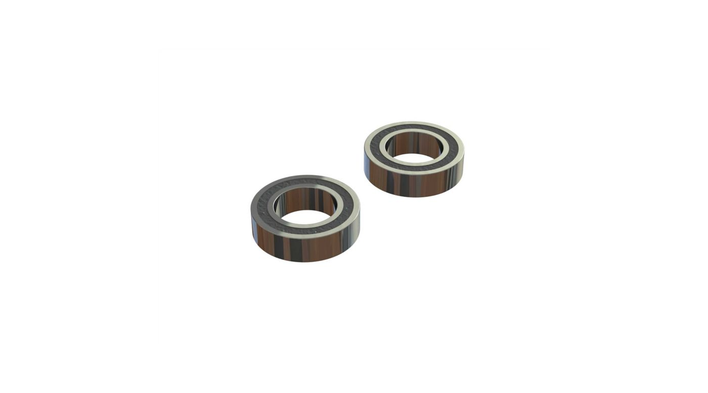 Image for Ball Bearing, 15x26x7mm (2) from HorizonHobby