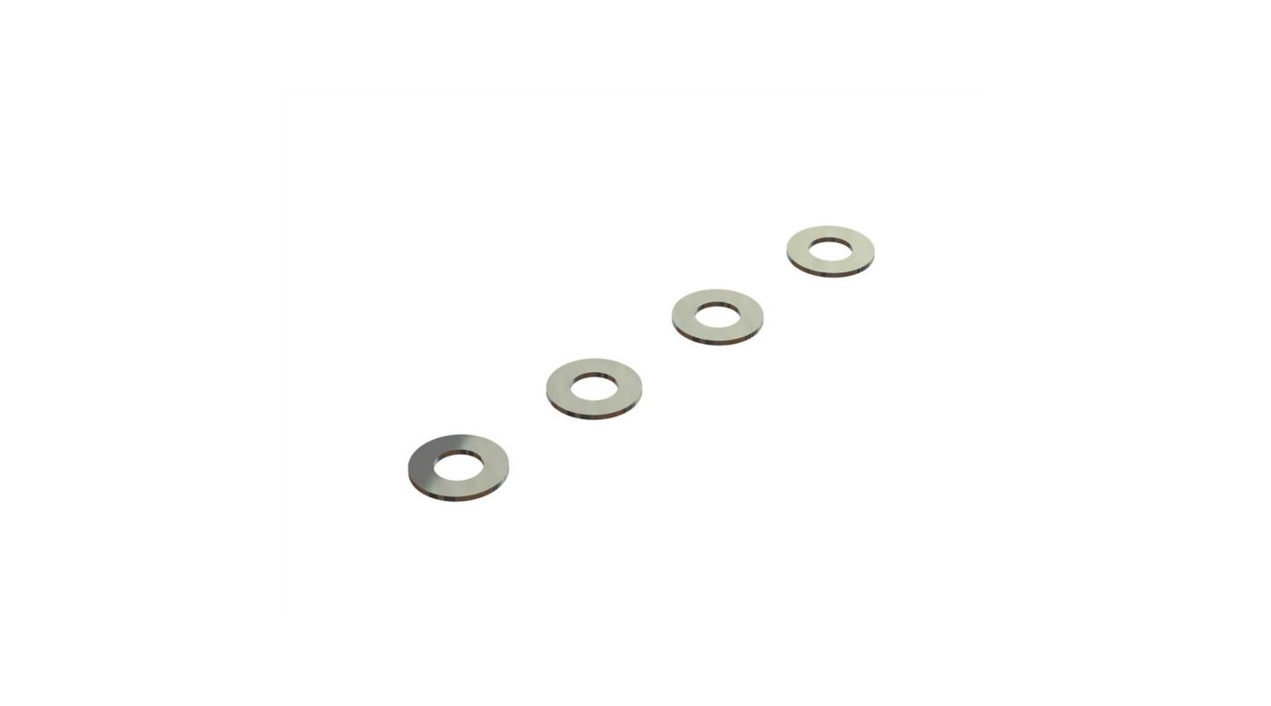 Image for Washer, 8x16x1mm (4) from HorizonHobby