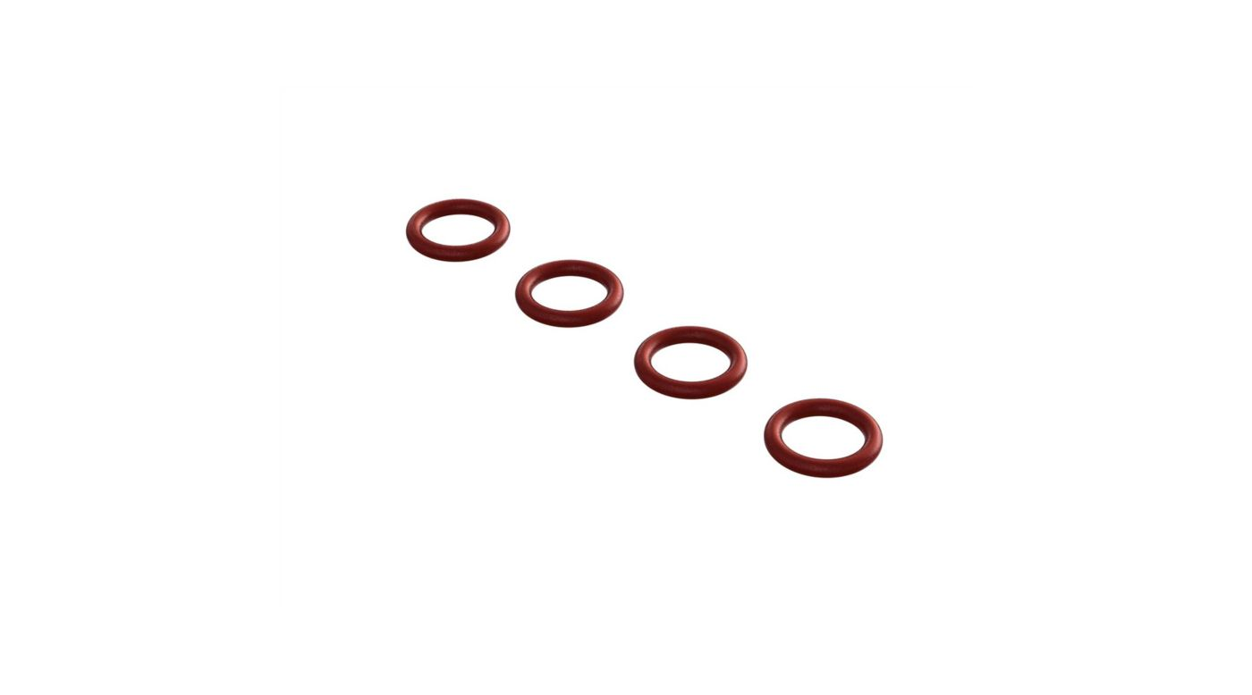 Image for O-Ring, 9x2mm (4) from HorizonHobby