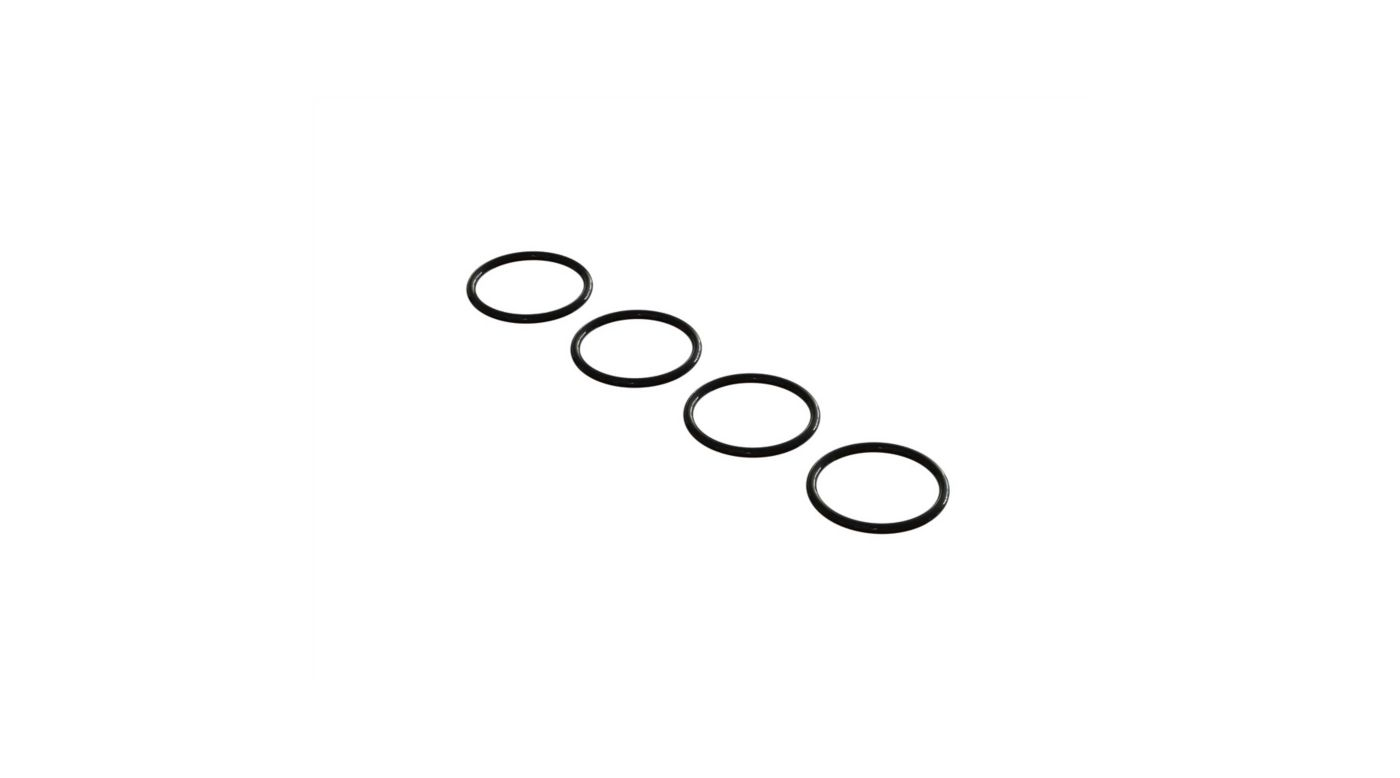 Image for O-Ring, 16.4x1.2mm (4) from HorizonHobby