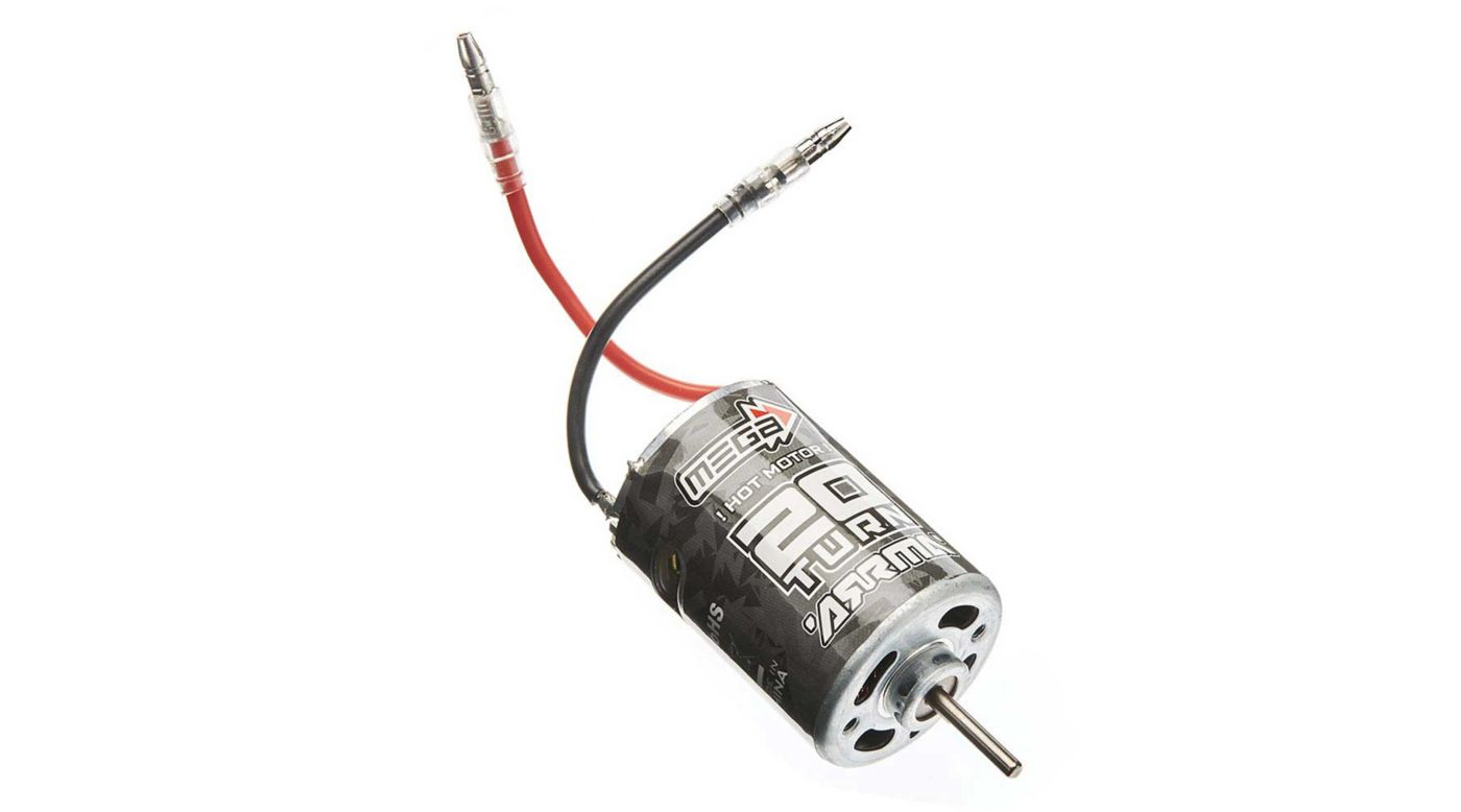 Image for 540 Brushed Motor 20T Mega SRS from HorizonHobby