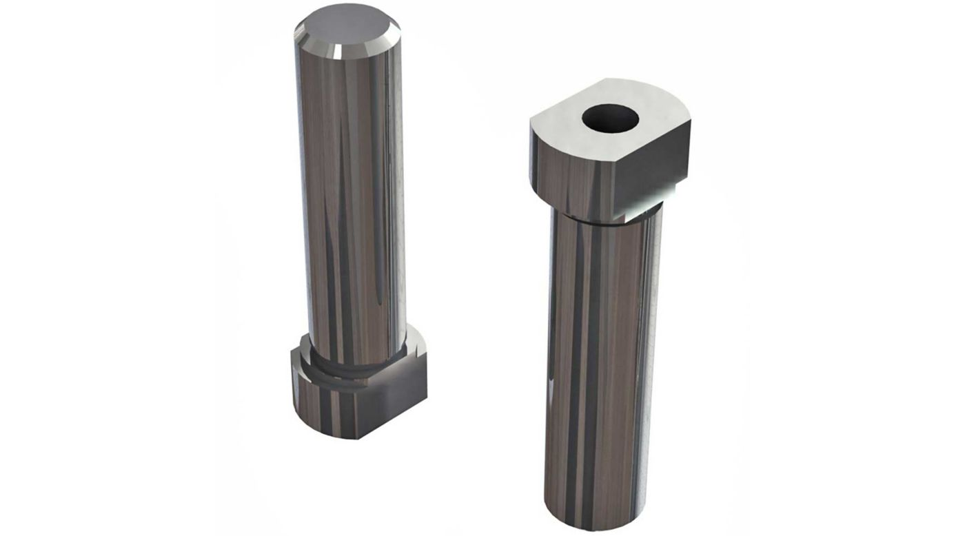 Image for Steering Post 4x4 (2) from HorizonHobby