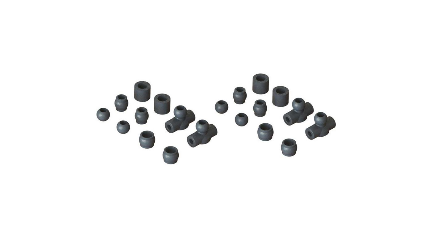 Image for Composite Ball Set 6S from HorizonHobby