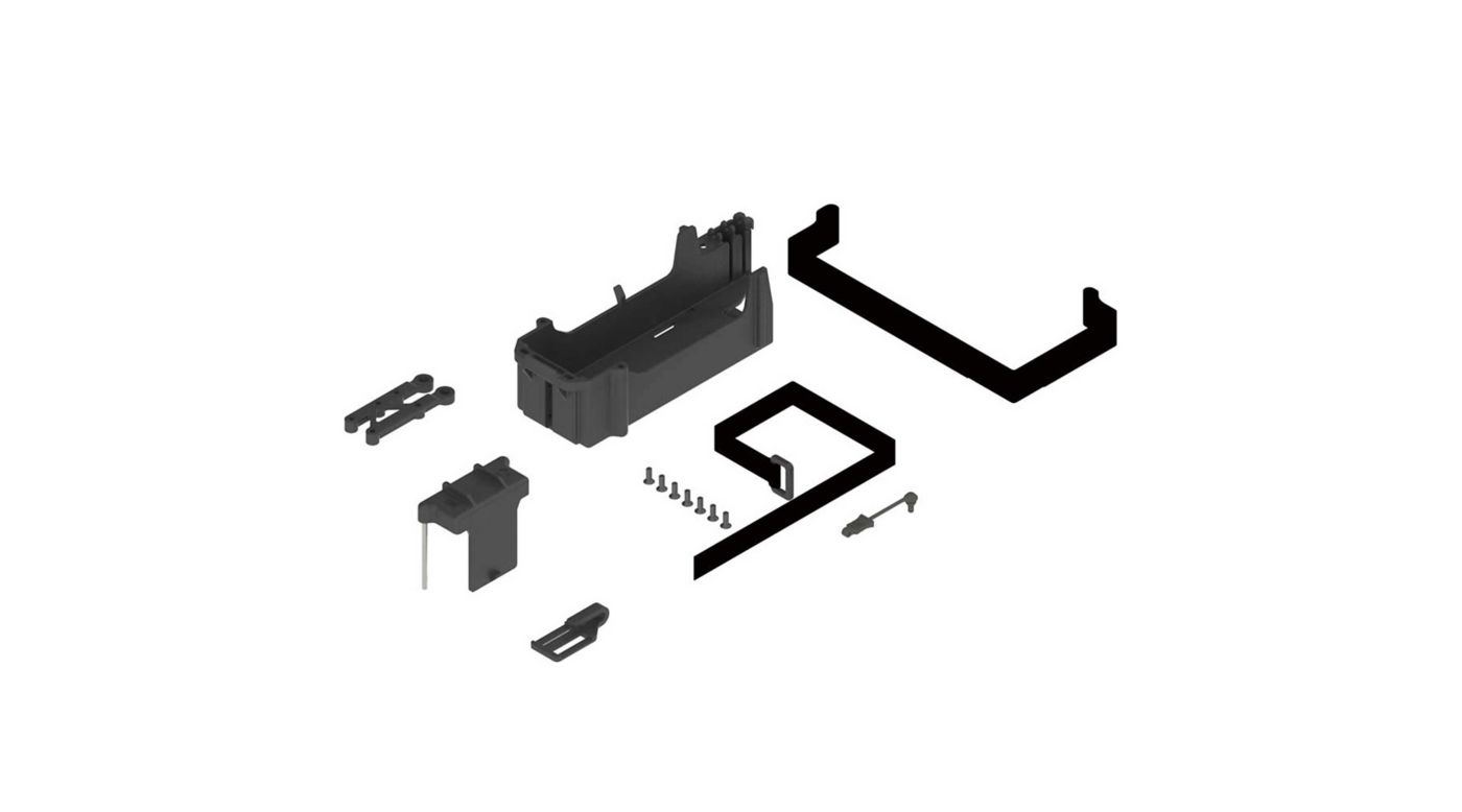 Image for Battery Tray Large: Outcast from Horizon Hobby