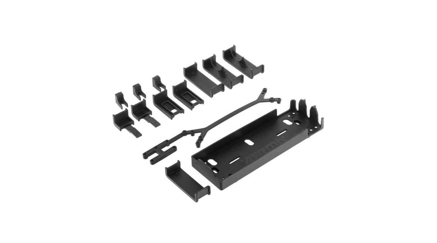 Image for Battery Tray Set from HorizonHobby