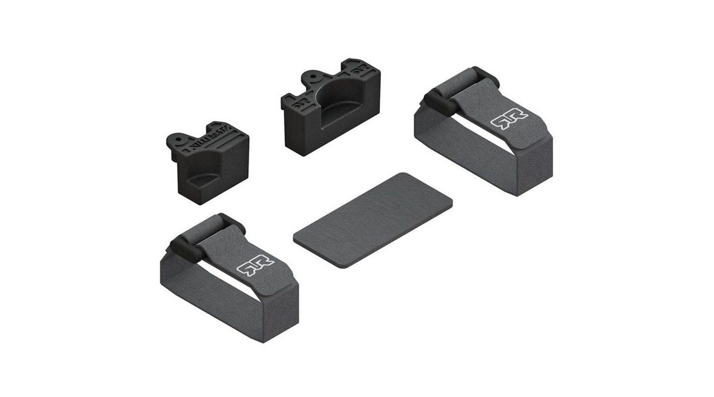 Image for Battery Mounting Set 4x4 from HorizonHobby