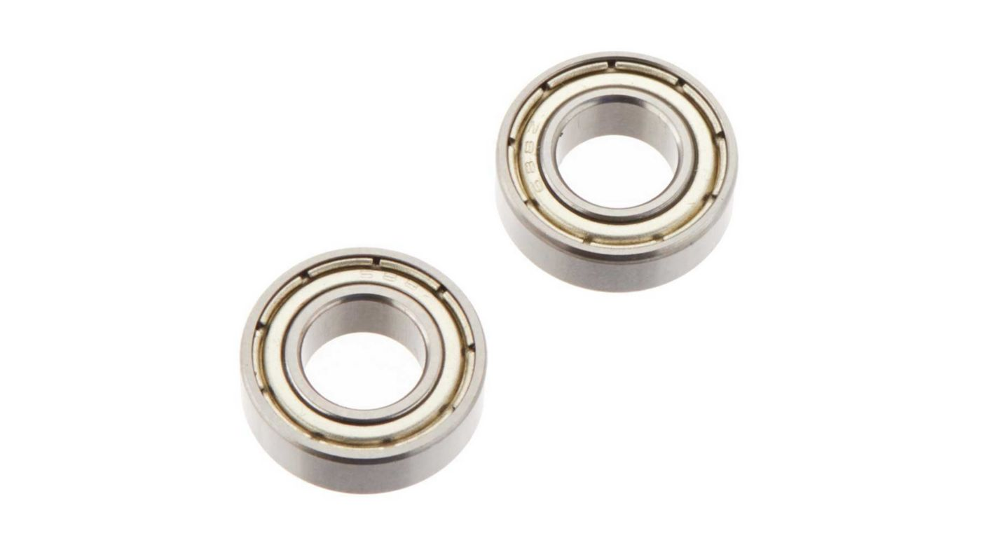 Image for Bearing 8x16x5mm (2) from HorizonHobby