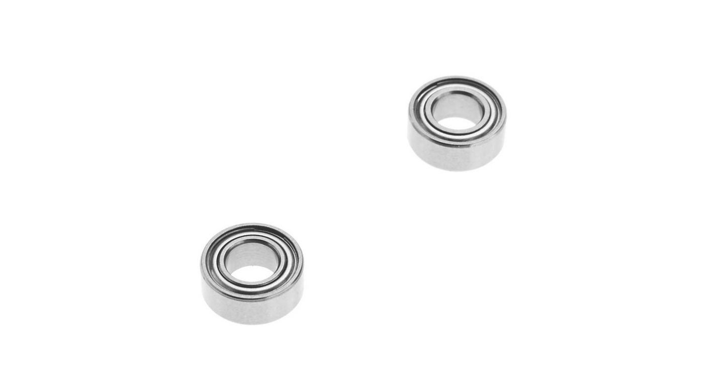 Image for Bearing 5x10x4mm (2) from HorizonHobby